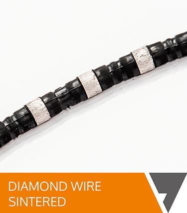 Diamond Wire - Sintered